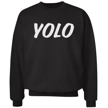 YOLO Sweatshirt