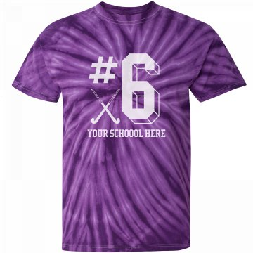 Your Field Hockey Number