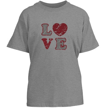 Youth Love Tee
