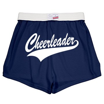 Youth School Colors Cheer Youth Soffe Cheer Shorts