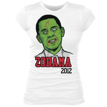 Zobama 2012 Junior Fit Bella Sheer Longer Length Rib Tee