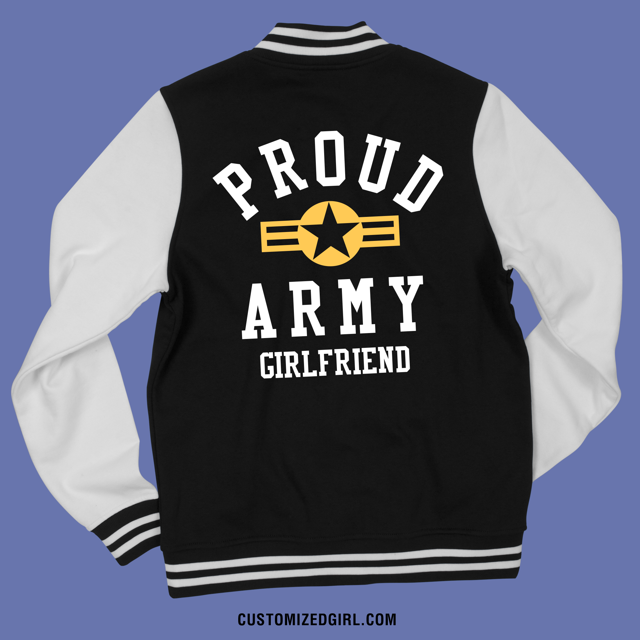 Army Girlfriend Jacket