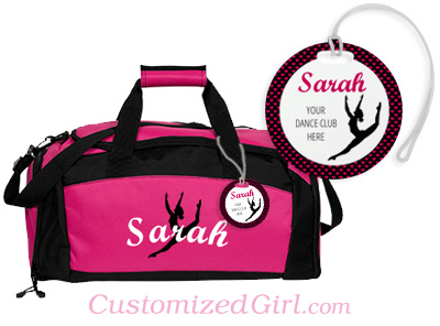 Custom Dance Bags