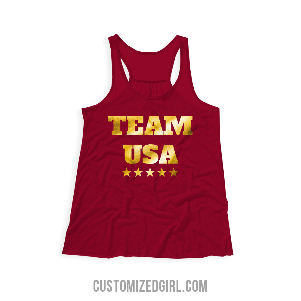 Team USA Shirts