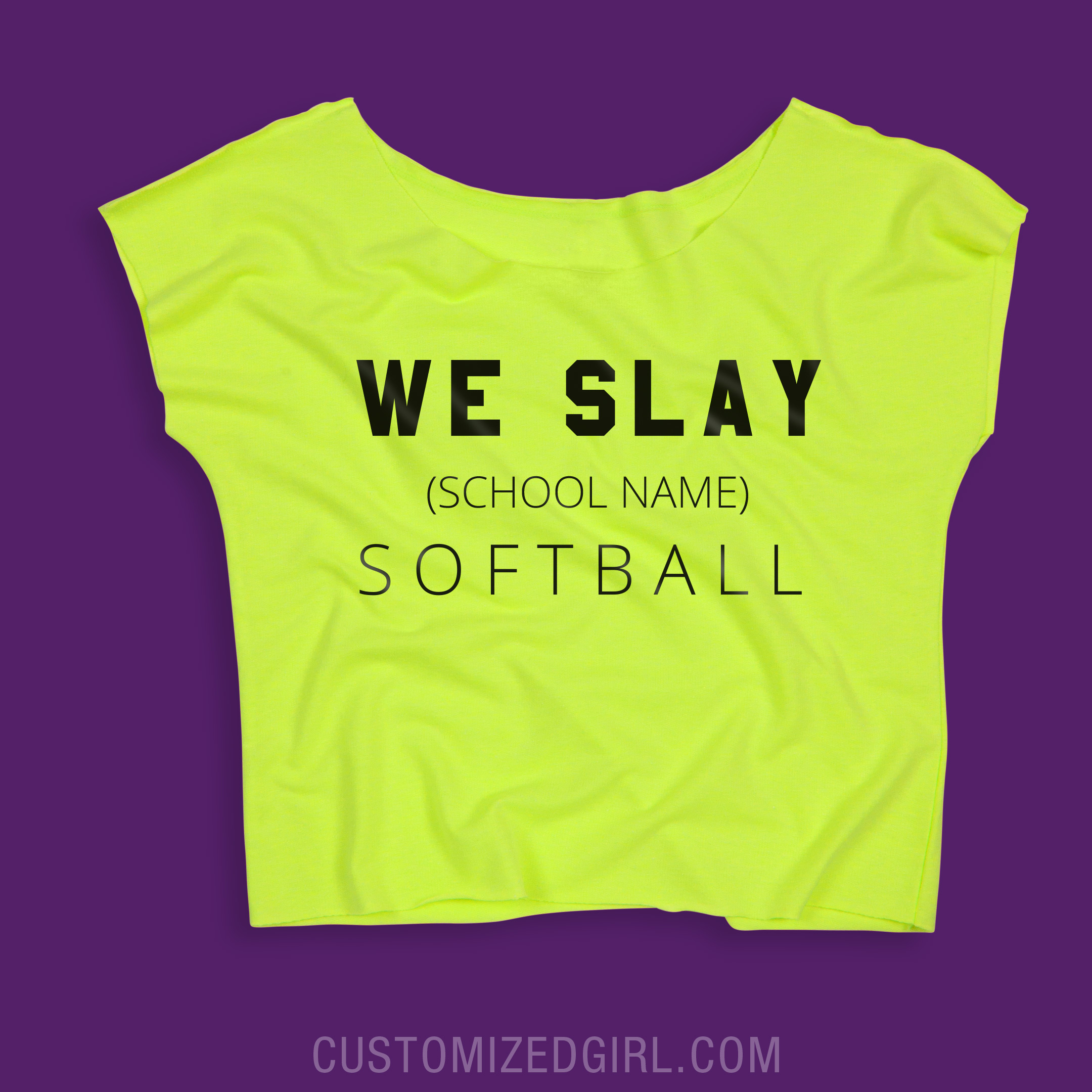 Custom Softball Shirts