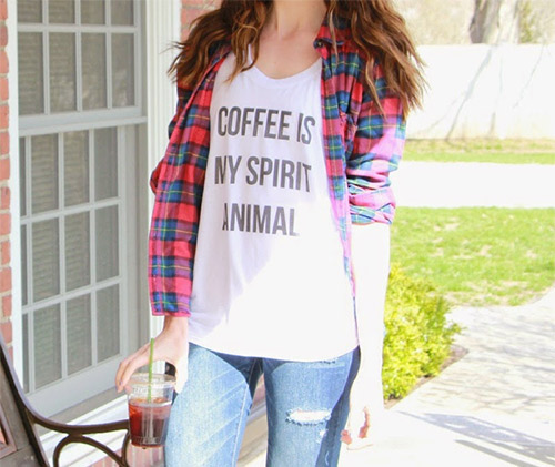 Coffee Shirts