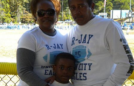 Custom Football Dad Shirt