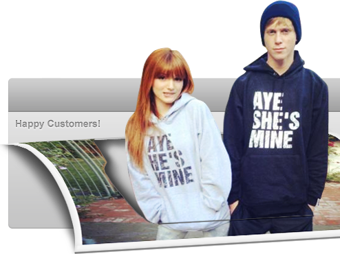 Do you need to order a variety of hoody styles? It's easy at