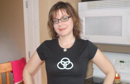 Custom Blogger Shirt